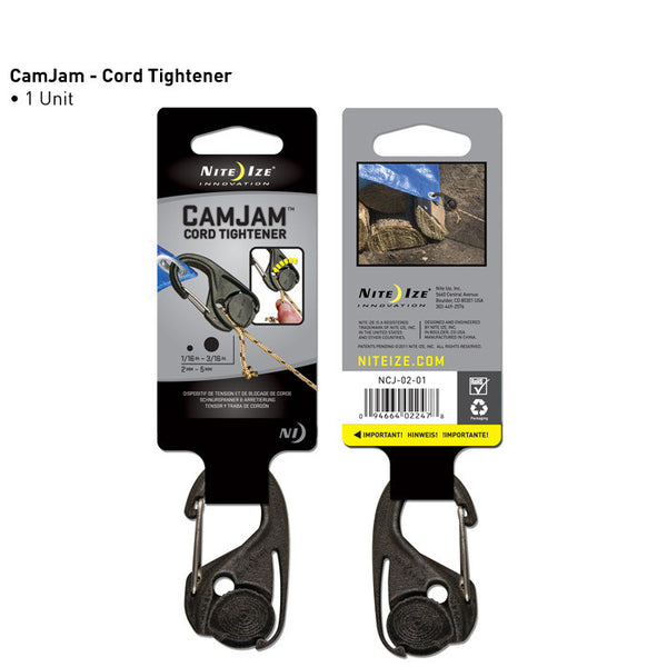 CamJam Medium Cord Tightener