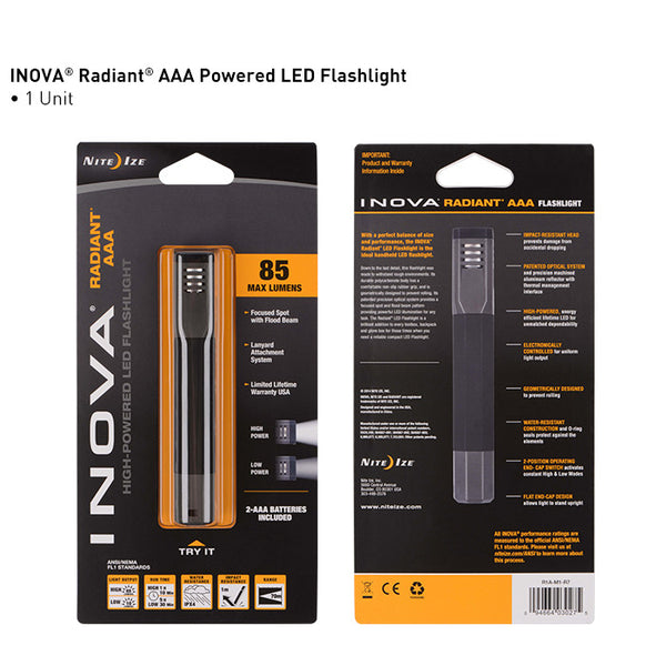 INOVA Radiant Flashlight