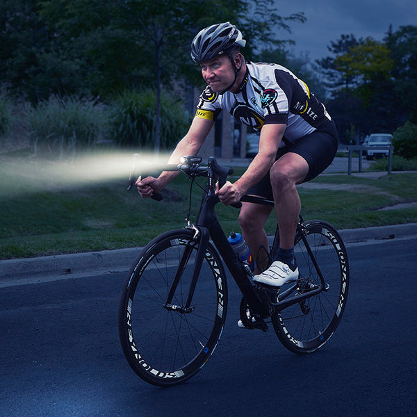 Radiant 750 Rechargeable Bike Light