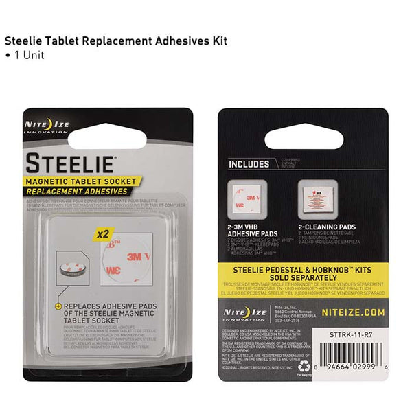 Steelie HobKnob Kit