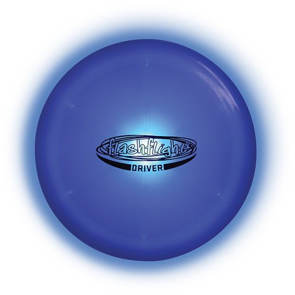 Flashflight LED Light Up Golf Disc - Driver
