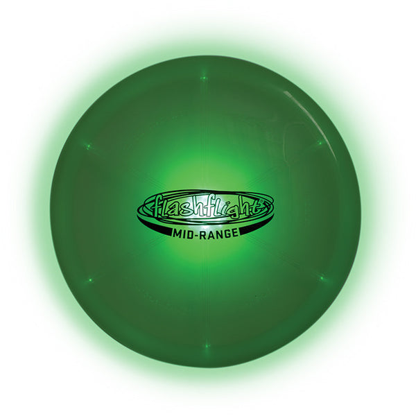 Flashflight LED Light Up Golf Disc - Mid-range