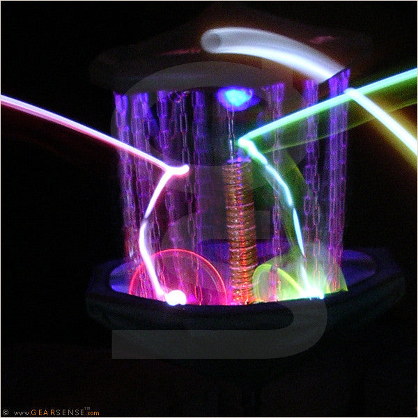 flashflight hole-in-one led golf disc basket