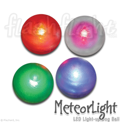 meteorlight led dog ball