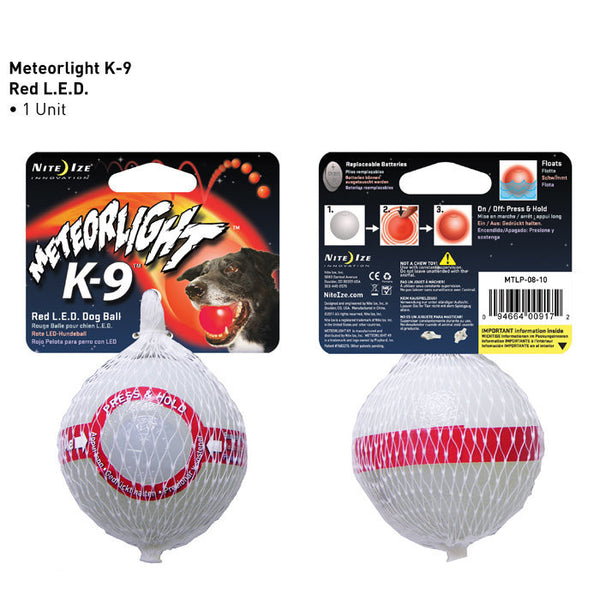 Meteorlight LED Light-Up Ball