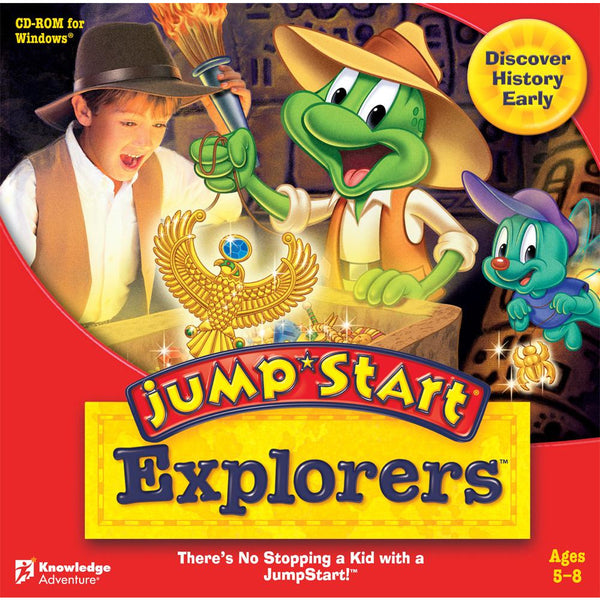 Jumpstart Explorers (Download)