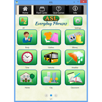 ASL Everyday Phrases (Download)