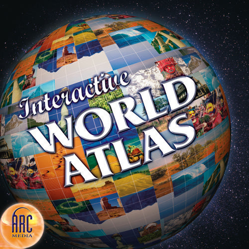 Interactive World Atlas (Download)