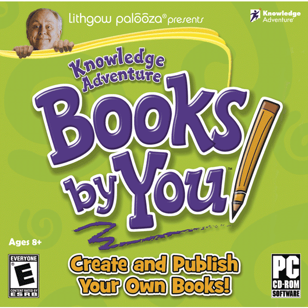 Knowledge Adventure - Books by You (Download)