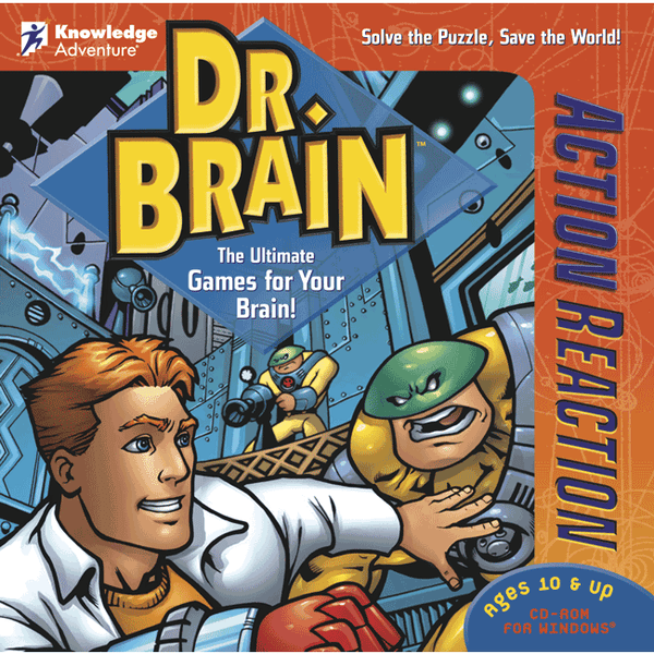 Dr. Brain Action Reaction (Download)