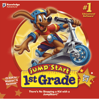 JumpStart® 1st Grade (Download)