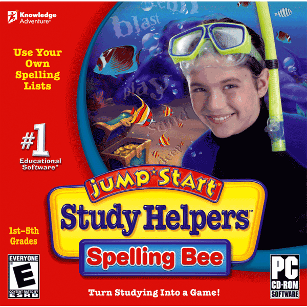 JumpStart® Study Helpers Spelling Bee (Download)