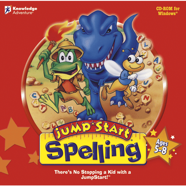 JumpStart® Spelling (Download)