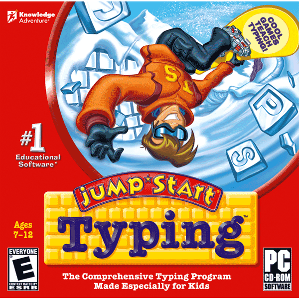 JumpStart® Typing