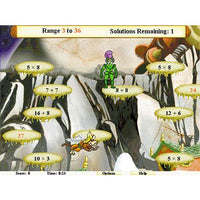 Math Blaster Ages 9-12 (Download)