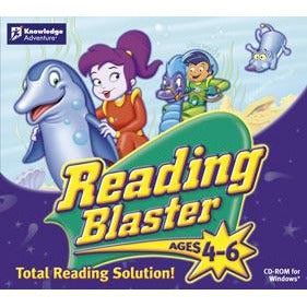Reading Blaster® Ages 4-6 (Download)