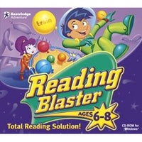 Reading Blaster® Ages 6-8