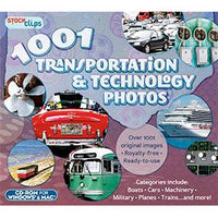 1001 Transportation & Technology Photos (Download)