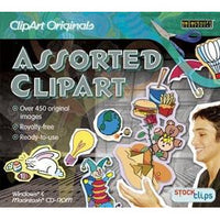 ClipArt Originals: Assorted ClipArt (Download)