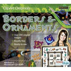 ClipArt Originals: Borders & Ornaments