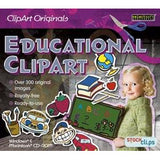ClipArt Originals: Educational ClipArt (Download)