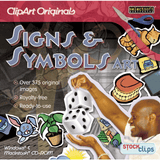 ClipArt Originals: Signs & Symbols Art