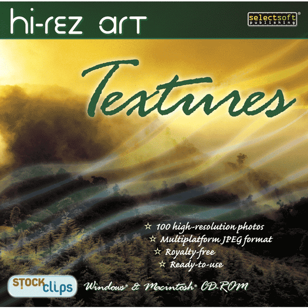 Hi-Rez Art: Textures (Download)