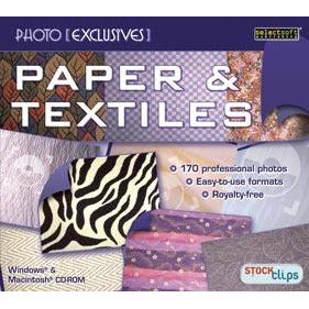 Photo Exclusives: Paper & Textiles (Download)