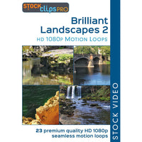 Brilliant Landscapes 2 Motion Loops