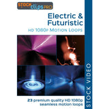 Electric & Futuristic Motion Loops