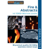 Fire & Abstracts Motion Loops