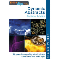 Dynamic Abstracts Motion Loops