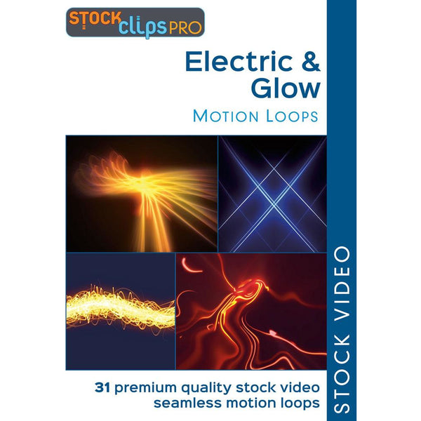 Electric & Glow Motion Loops (Download)