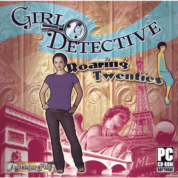 Girl Detective Roaring Twenties