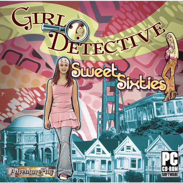 Girl Detective Sweet Sixties