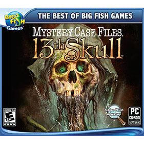 Mystery Case Files®: 13th Skull™
