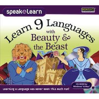 Learn 9 Languages with Beauty & the Beast