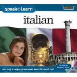 Speak & Learn Italian (Download)