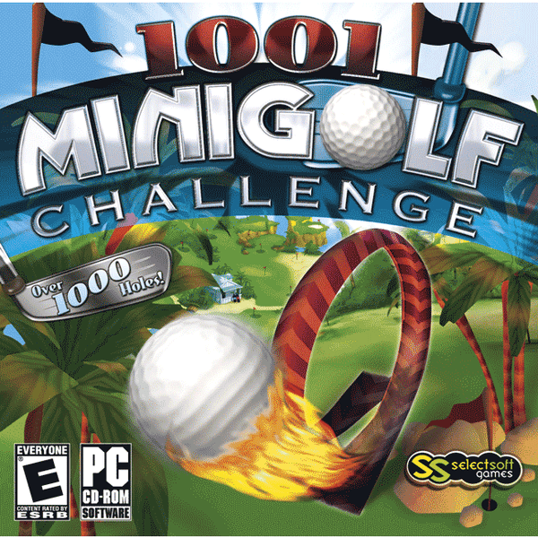 1001 Minigolf Challenge (Download)