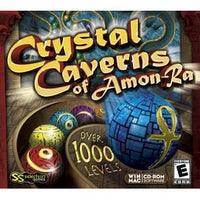 Crystal Caverns of Amon-Ra (Download)