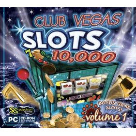 Club Vegas Slots 10,000 Volume 1 (Download)