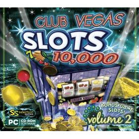 Club Vegas Slots 10,000 Volume 2 (Download)
