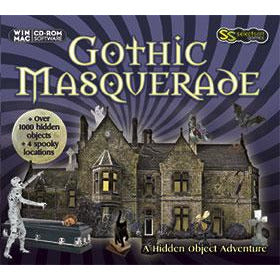 Gothic Masquerade - Hidden Haunts (Download)