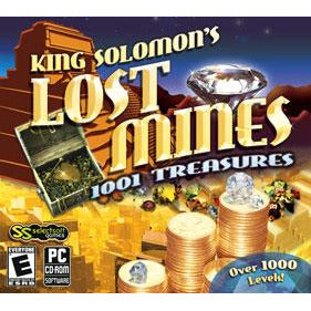 King Solomon's Lost Mines: 1001 Treasures (Download)