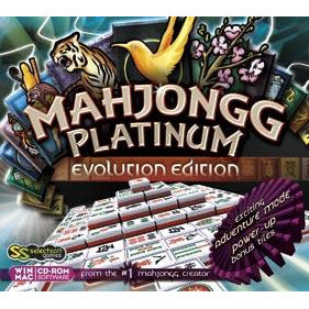Mahjongg Platinum Evolution Edition (Download)
