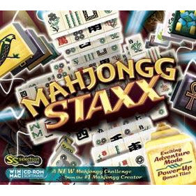 Mahjongg Staxx (Download)