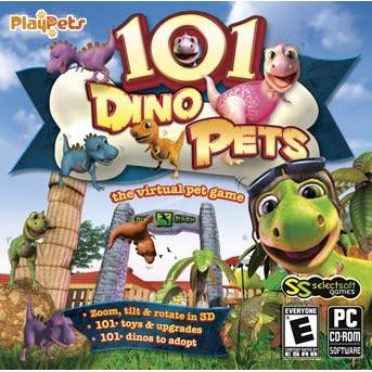101 Dino Pets (Download)