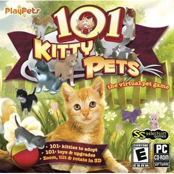 101 KittyPets (Download)