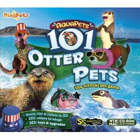 101 Otter Pets (Download)
