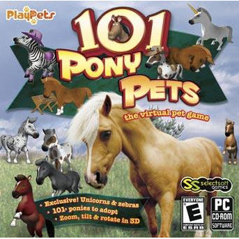 101 Pony Pets (Download)